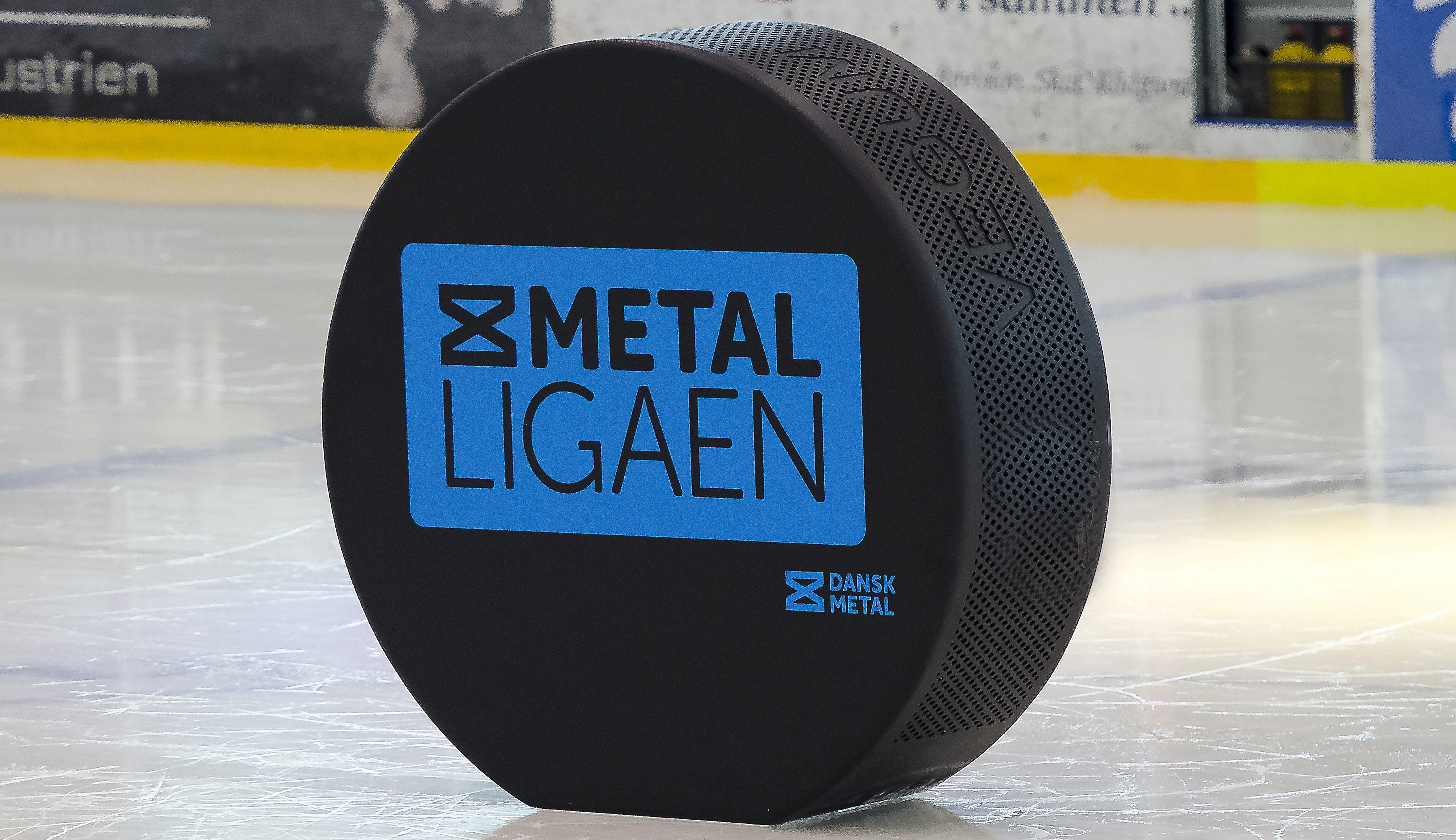 Sportsreklame for Dansk Metal