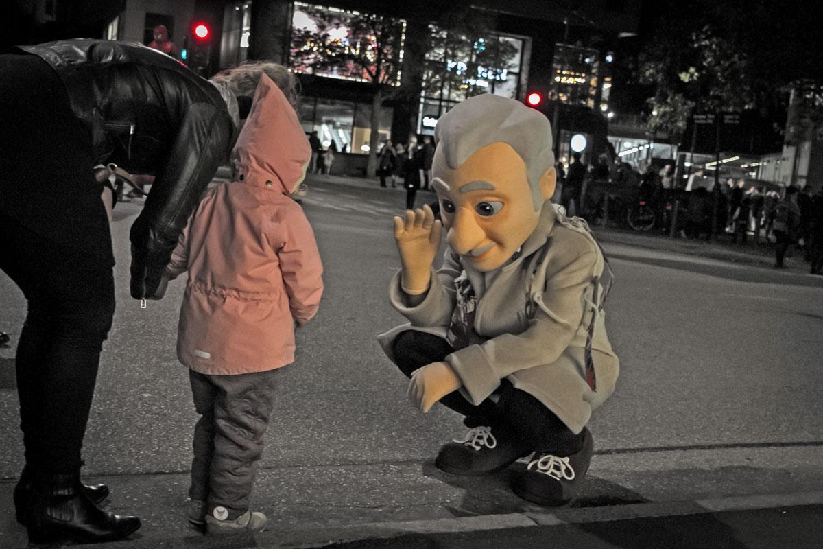 børnefigur edulab maskot